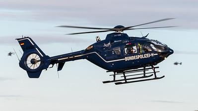 Bundespolizei / Eurocopter EC-135T2 / D-HVBH