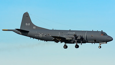 Royal Canadian Air Force / Lockheed CP-140 Aurora / 140113