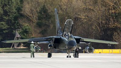 Luftwaffe WTD 61 / Tornado IDS / 98+60