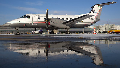 Budapest Air Service / Embraer 120 Brasilia / HA-FAN