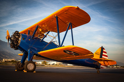 Private / Boeing E75 Stearman / N4767V