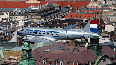 KLM - The Flying Dutchman / Douglas C-47A Dakota / F-AZTE