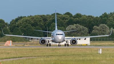 Tarom / Boeing B737-78J / YR-BGI