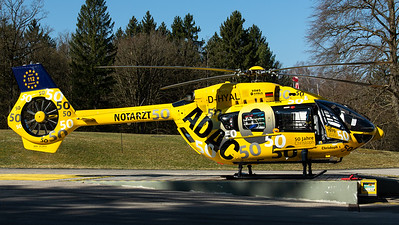 "ADAC Luftrettung - Christoph 1 / H145 / D-HYAL / ""50 Jahre Christoph 1970-2020"""