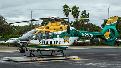Broward County Sheriff / Eurocopter EC135T2+ / N257BC