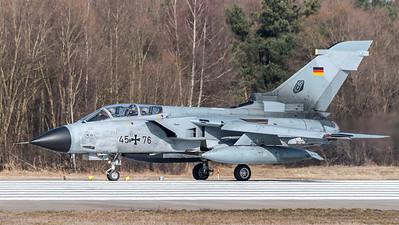 German Air Force TLG-33 / PANAVIA Tornado IDS / 45+76