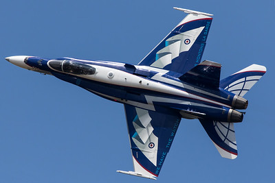 Royal Canadian Air Force / CF-188A Hornet / 188776 / Demo Team