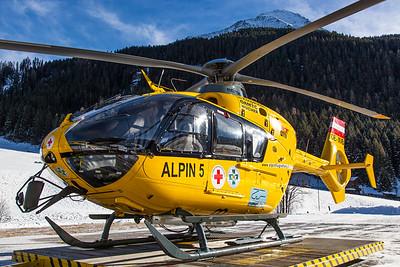 "ÖAMTC-Wucher ""Alpin 5"" / Airbus EC135T2 / OE-XVB"