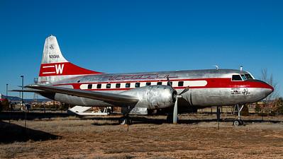 Western Airlines / Convair CV-240-1 / N240HH