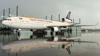 Saudi Arabian Airlines / MD-11 / HZ-HM7