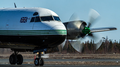 Buffalo Airways / Lockheed L-188AF Electra / C-GXFC