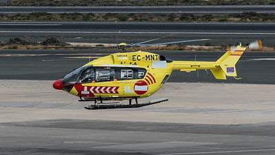 Babcock MCS Espana / Airbus Helicopters H145 / EC-MNT