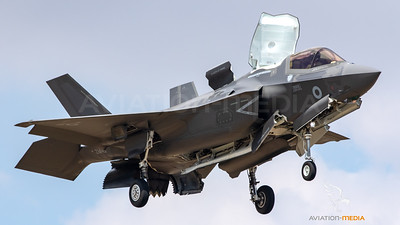Royal Air Force  / F-35B Lightning II / ZM145