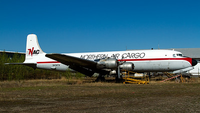 Northern Air Cargo / Douglas DC-6C / N434TA