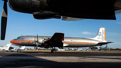 Florida Air Transport / Douglas DC-7B(F) / N381AA