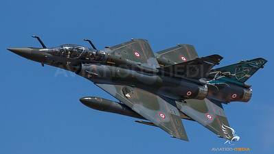 Armee de l'air / Mirage 2000D / Couteau Delta Tactical Display