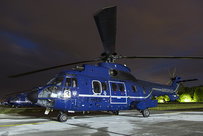 Bundespolizei / AS332 L1 Super Puma / D-HEGI