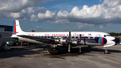 Eastern Air Lines / Douglas DC-7B / N836D