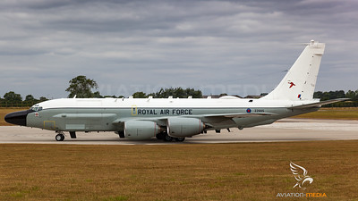 Royal Air Force / RC-135W Rivet Joint / ZZ665