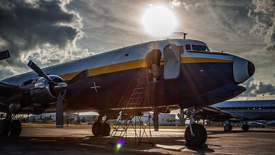Florida Air Transport / Douglas DC-6A / N70BF