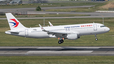 China Eastern / Airbus A320-214(SL) / F-WWBP (to be B-8565)
