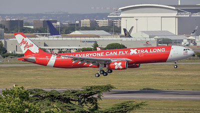 Thai Air Asia X / Airbus A330-343E / F-WWYI (to be HS-XTE)