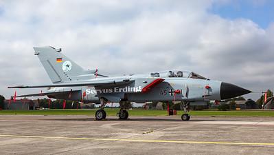 """Luftwaffe  / Tornado IDS(T) / 45+61 / """"Servus Erding"""""""
