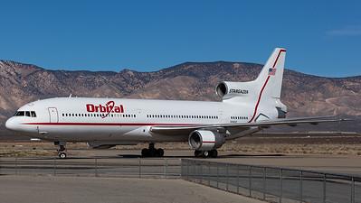 "Orbital Sciences Corporation / Lockheed L.1011 TriStar 1 / N140SC / ""Stargazer"""