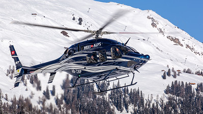 Heli Alps / Bell 429 / HB-ZAP