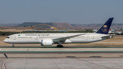 Saudia / Boeing B787-9 / HZ-AR23
