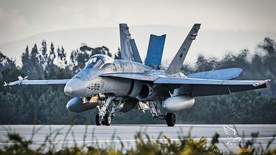 Spanish AF / EF-18M Hornet / C.15-81