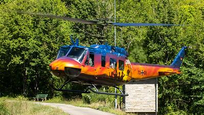 "Heer - THR30 / Bell UH-1D / 73+08 / ""Goodbye Huey!"""