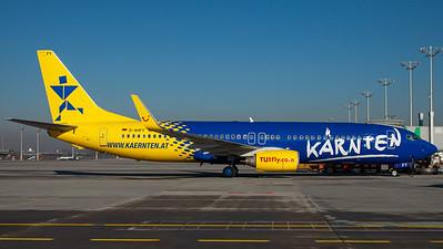 "TUIfly / B737-800(WL) / D-AHFY / ""Kärnten"""