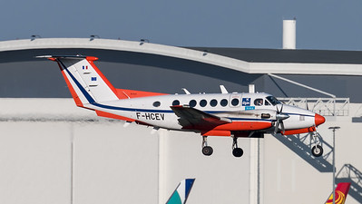 ENAC / Beech 200GT Super King Air / F-HCEV