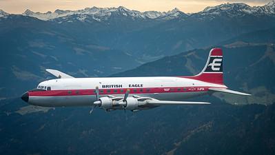 British Eagle (Atlantic Airlines) / Douglas DC-6A / G-APSA