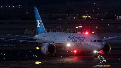 Air Europa Dreamliner (Madrid)