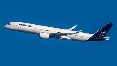 Lufthansa / Airbus A350-941 / D-AIXJ