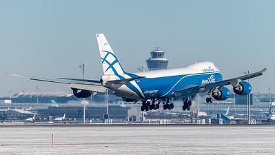 AirBridgeCargo / Boeing 747-8HV(F) / VQ-BRH