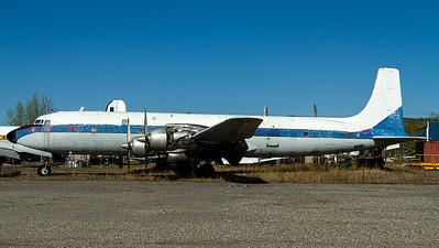 Brooks Air Fuel / Douglas DC-7C Seven Seas / N90251