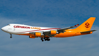 Centurion Cargo / B747-400F / N901AR