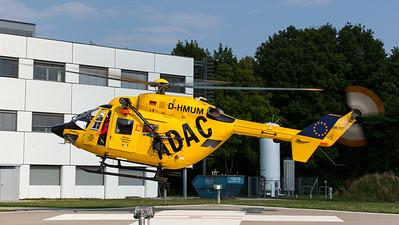 ADAC - Christoph 1 / MBB BK117 / D-HMUM