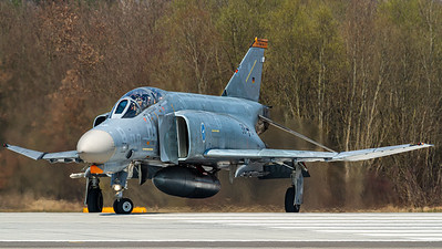 Luftwaffe - WTD 61 / F-4F Phantom II / 38+13