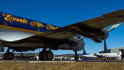 Everts Air Fuel / Douglas DC-6C / N451CE