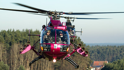 """Heeresflieger - KHR26 / MBB Bo 105P1M / 86+49 / """"Hornisse"""""""