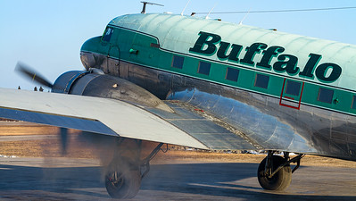 Buffalo Airways / Douglas DC-3 / C-GPNR