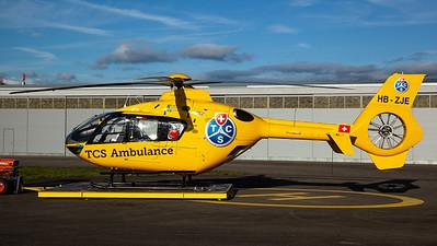 Skymedia AG - TCS Ambulance / Eurocopter EC135P1 / HB-ZJE