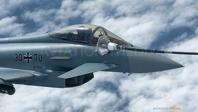 Luftwaffe - TLG 31 / Eurofighter Typhoon / 30+70