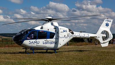 SAMU Lorraine / Eurocopter EC135T2i / F-HNLO