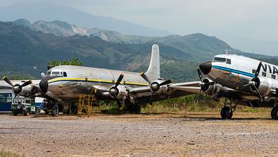 Orion Air Cargo / Douglas DC-6B(F) / HK-1700