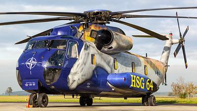 """Luftwaffe - HSG 64 / CH-53G / 84+06 / """"Pegasus"""""""